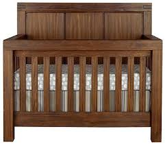 Infant Convertible Cribs Oxford Baby Piermont 4 In 1 Convertible Crib Rustic Farmhouse