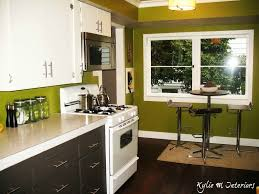 kitchen cabinets painted green image of home design inspiration