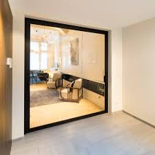 picture room divider innovative pivoting doors double as room dividers