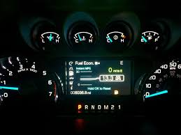 Ford F350 Truck Gas Mileage - distance to empty really lies ford truck enthusiasts forums