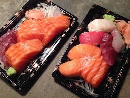 livraison cuisine sashimis et sushis livraison à domicile picture of sushi yaki