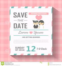 Marriage Invitation Card Templates Free Download Wedding Invitation Card Template Vector Illustration Wedding