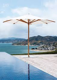 Patio Umbrellas Ebay by Tips Tuuci Umbrella Designer Parasol Tuuci Stingray