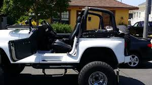 jeep yj custom 1992 jeep wrangler renegade 8 inch custom cal lift youtube