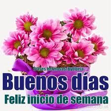 imagenes de feliz inicio de semana con rosas frasesparatumuro com buenos días