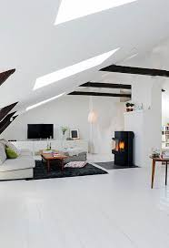 Attic Space Design 41 Best Daylight In Top Floor Apartments Images On Pinterest
