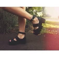 Platform Heels Comfort Platform Sandals Google Search Shoe Lovers