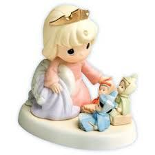 figurine ornament by precious moments disney store
