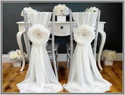how to make wedding chair covers wedding chair covers and sashes chairs home design ideas