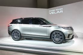 land rover velar blue here u0027s a first tatse of the 2018 range rover velar and it u0027s truly