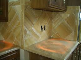 Onyx Countertops Translucent Creations Ammonite Backlit Marble - Onyx backsplash