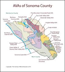 sonoma california map sonoma california swe map 2017 wine wit and wisdom