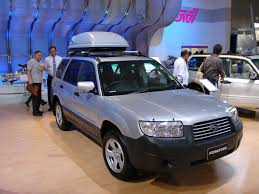 2006 Subaru Forester Information And Photos Zombiedrive