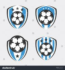 logo porsche vector soccer logo football club sign badge stock vector 734047438