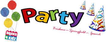 kids birthday party bricks 4 kidz centre springfield or mobile