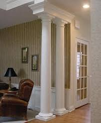 Decorative Column Wraps Interior Columns Decorative Wood Columns I Elite Trimworks