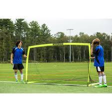 Soccer Net For Backyard by Franklin Sports Blackhawk Portable Soccer Goal Walmart Com