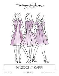 how to sew a dress lining a karri dress tutorial u2014 megan
