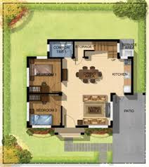 House Design Floor Plan Philippines 2 Bedroom Bungalow House Plans Philippines Memsaheb Net