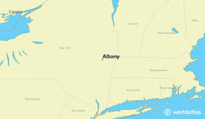 albany map where is albany ny where is albany ny located in the