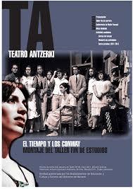 Movimientos Encadenados Mayo 2011 - revista t a n盧 36 escuela navarra de teatro