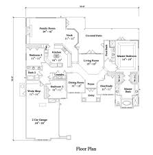 floor plan image of featured house plan bhg 4938 house plans