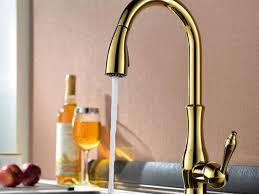 kitchen faucet brass side bridge kitchen faucet lever bn bellevue with