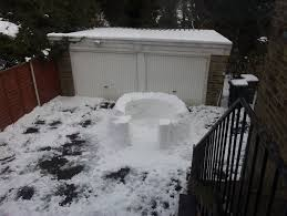 How To Build An Igloo In Your Backyard - how to build an igloo u2013 invoke delight and inspire