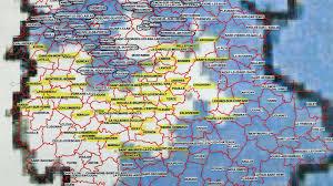 chambre agriculture 86 zones agricoles défavorisées 41 communes de la vienne exclues