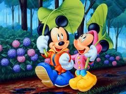 wallpaper for desktop of cartoons mickey mouse with her girl friend hd wallpaper for desktop