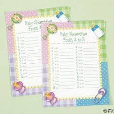 baby necessities otc baby shower baby necessities from a to z