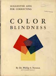 Color Blindness Book Jf Ptak Science Books Color Theory