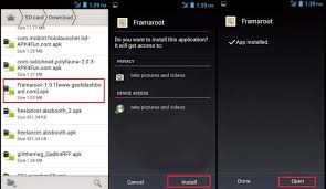 framaroot 1 9 1 apk framaroot app free apk file for android version