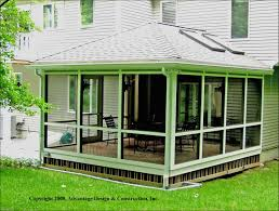 Diy Patio Enclosure Kits by What Is A Sunroom Modernize Ideas How Much Do Sunrooms Cost Of