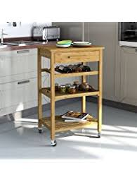 kitchen island rolling kitchen islands carts amazon com