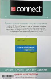 connect access card for communication matters 3rd edition kory