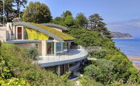 Iron Man House Welsh Home In Abersoch Dubbed The U0027iron Man House U0027 By Jason