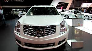 cadillac srx 4 2013 2013 cadillac srx4 exterior and interior walkaround 2012