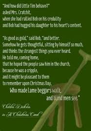 Carol Blind My Favorite Quotes From A Christmas Carol 25 U2013 He Has The Power