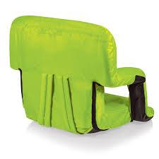 picnic time 618 00 harley davidson ventura seat portable recliner