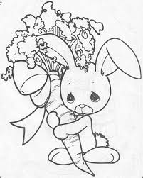 precious moments easter coloring pages u2013 happy easter 2017