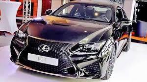 lexus rc f sedan 2015 black lexus rc f in poland youtube