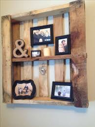Small Wall Shelf Designs by Best 25 Pallet Shelves Ideas On Pinterest Pallet Shelving