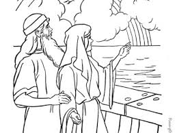 6 bible story coloring pages for preschoolers free coloring pages