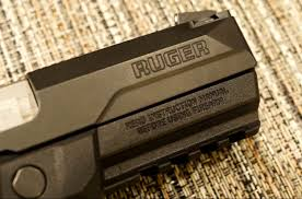gun review ruger american pistol 9mm the truth about guns