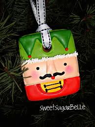cookie ornament how to part2 the sweet adventures of sugar