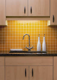 backsplash ideas amazing yellow backsplash tile pale yellow