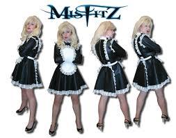 look strait jacket buckle restraint maid