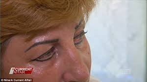 eyeliner tattoo pain level brisbane woman scarred for life by permanent makeup after asking for