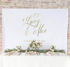wedding backdrop alternatives gold wedding backdrop curtain
